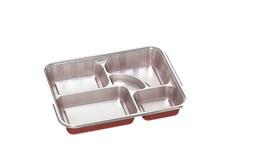 【使い捨て弁当容器】ディッシュ KP-9 300枚(1袋20枚×15袋)透明蓋付き【本体・フタ同梱包セット】