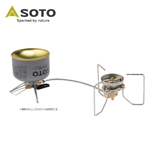 SOTO ソト ストームブレイカー STORM BREAKER ストーブ ガソリンストーブ バーナー 分離式SOD-372 [CAMP]
