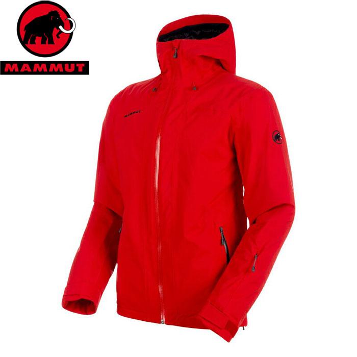MAMMUT マムート Andalo HS Thermo Hooded Jacket Men お買い得 ジャケット (magma-black):1010-25021 [特価マムート] 「0604MSW」
