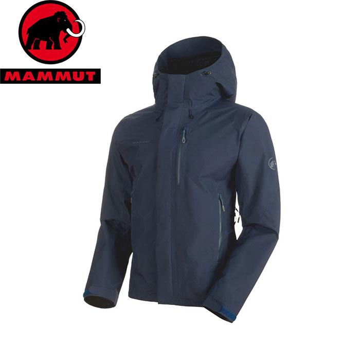 MAMMUT マムート Ayako Pro HS Hooded Jacket Men お買い得 GORE-TEXジャケット お買い得 GORE-TEXジャケット (marine):1010-26740