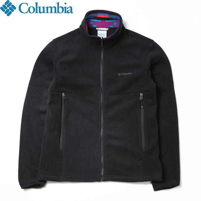 クーポン利用で10%OFF!12/19AMまで!Columbia コロンビア バックアイスプリングスジャケット フリース ジャケット メンズ (010):PM1664