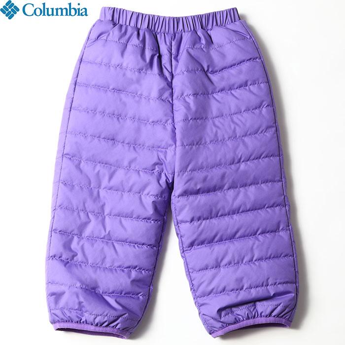 クーポン利用で10%OFF!12/19AMまで!Columbia コロンビア ダブルトラブル パンツ 保温 リバーシブル パンツ ジュニア (576):SC8395