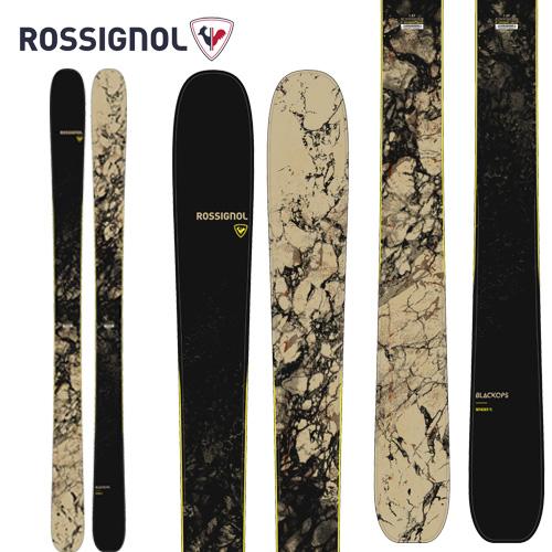 ポイント10倍! NEWモデル 早期 予約 ROSSIGNOL ロシニョール 20-21 BLACKOPS SENDER TI (板のみ) ブラックオプス スキー ファット オールラウンド パウダー