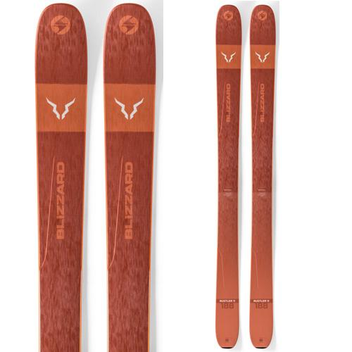 BLIZZARD ブリザード 19-20 スキー 2020 RUSTLER 11 ラスラー11 (板のみ) スキー板 パウダー ロッカー: