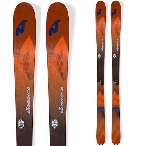 クーポン利用で10%OFF 8/26まで! NORDICA ノルディカ 19-20 スキー 2020 NAVIGATOR 90 ナビゲーター 90(板のみ) スキー板 オールマウンテン: