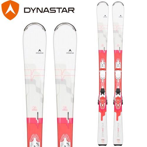 DYNASTAR ディナスター 19-20 スキー 2020 INTENSE 6 インテンス 6 (XPRESS) 金具付き スキー板 レディース オールラウンド デモDAID802
