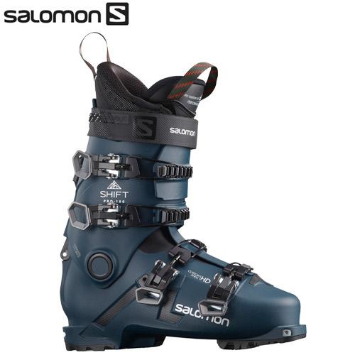 ポイント10倍!NEWモデル 早期 予約 SALOMON サロモン 20-21 SHIFT PRO 100 AT 2021 シフトプロ 100 AT 兼用靴 ウォークモード バックカントリー [SKIBOOT]