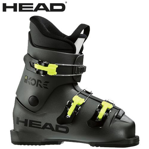 HEAD ヘッド 19-20 スキーブーツ 2020 KORE 40 スキー ブーツ ジュニア オールラウンド609535