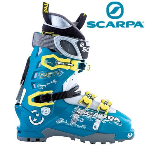10%OFFクーポン発行中!11/22まで [送料無料] ツアーブーツ 兼用靴 スカルパ SCARPA 16-17 ゲア(レディース) オールラウンド ツーリング バックカントリー