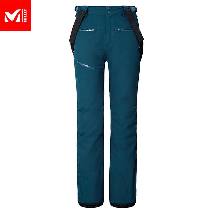 ポイント10倍!MILLET ミレー ATNA PEAK PANT M スキーウェア パンツ メンズ (ORIONBLUE):MIV8091 [206_SKIW]