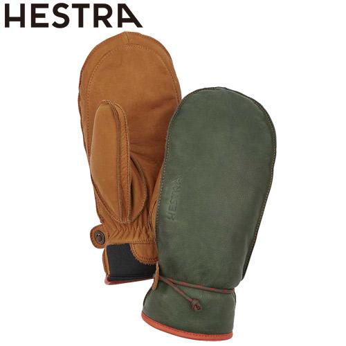 NEWモデル 早期 予約 HESTRA ヘストラ 20-21 Wakayama Mitt 860710(Forest/Cork) 2021 ワカヤマミット グローブ ミトン スキー スノーボード 30721 [SKIAC]