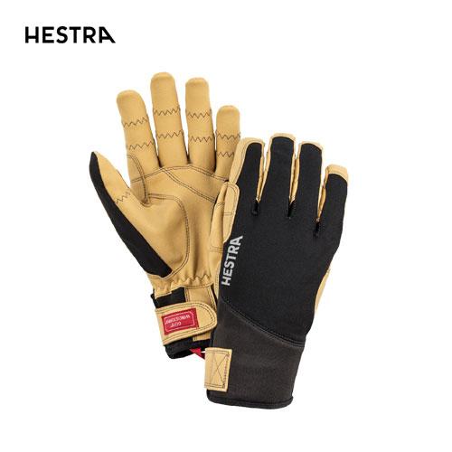 クーポン利用で10%OFF!12/19AMまで!HESTRA ヘストラ 2020モデル Ergo Grip Tactility 32140 エルゴグリップタクティリティー 100(Black) ウィンドストッパー スキーグローブ