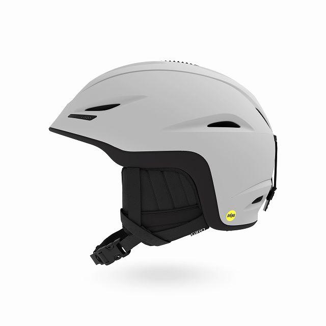 ポイント10倍!GIRO ジロー 19-20 ヘルメット 2020 UNION MIPS Matte Light Gray ユニオンミップス スキーヘルメット メンズ MIPS アジアンフィット: [206_SKIAC]