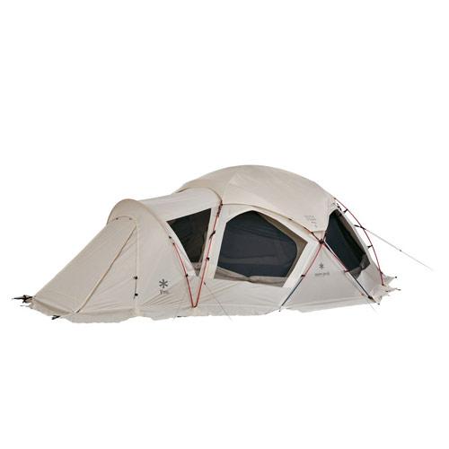 [送料無料] SNOWPEAK スノーピーク ドックドームPro.6 アイボリー Dock Dome Pro.6 Ivory 〔テント タープ シェルター〕 (NC):SD-507IV