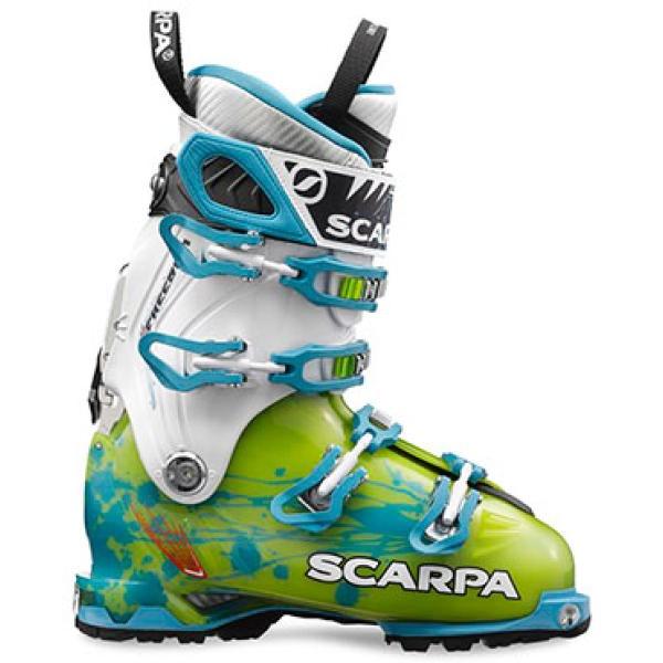 10%OFFクーポン発行中!11/22まで [送料無料] ツアーブーツ 15-16 スカルパ SCARPA 兼用靴 フリーダムSLレディ FREEDOM SL レディ ウォークモード付き バックカントリー