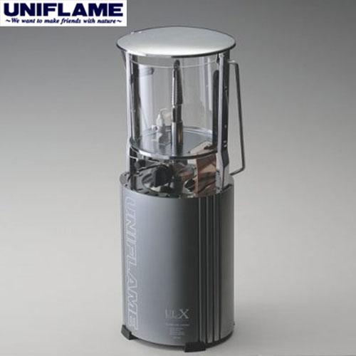UNIFLAME ユニフレーム フォールディングガスランタン UL-X ガンメタ 限定商品 〔キャンプ用品 ランタン ライト〕 (GM):620250