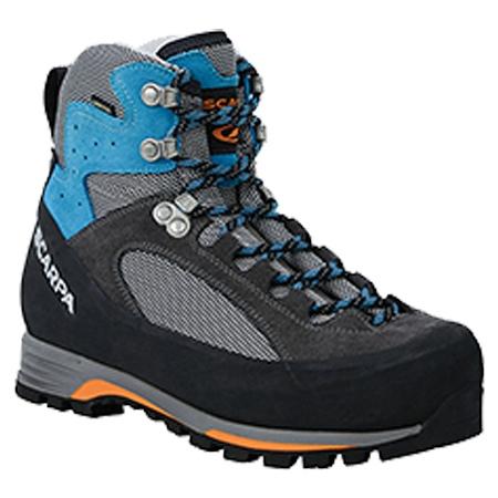 [送料無料] 登山靴 スカルパ SCARPA 女性向け クリスタロGTXレディ Cristaro GTX Lady カラー:ターコイズ