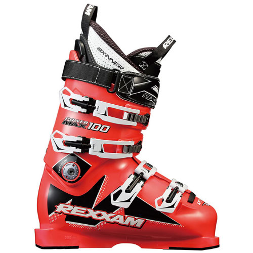 15-16 REXXAM レクザム パワーマックス100 Power MAX-100 基礎 上級 スキーブーツ [pd動_boot] [30_off] [SP_SKI_BOOTS][617boot]