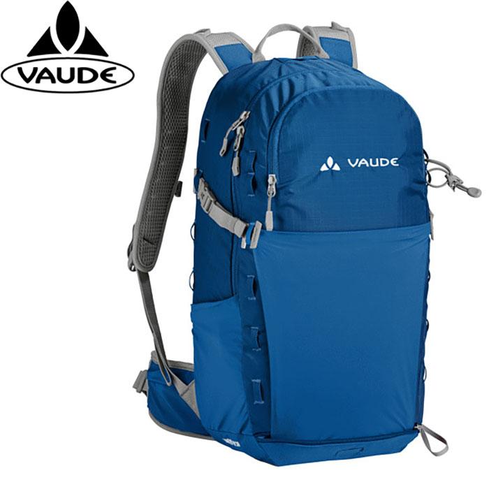 [11/16まで 10%OFFクーポンあり] ファウデ VAUDE バリード 22 Varyd 22 〔2018SS ザック DAYパック 登山 アウトドア〕 (hydro-blue):12093