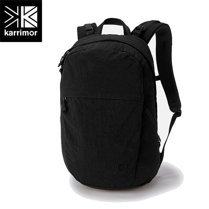 Karrimor カリマー urban duty dirk 23 ダーク 23 〔カジュアル デイパック バックパック 17/18 〕 (Black ):88212