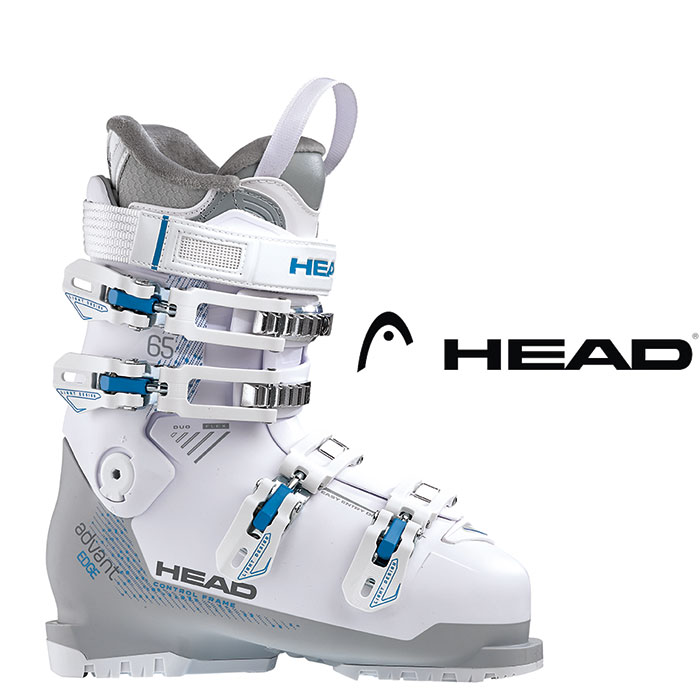HEAD ヘッド 18-19 2019 ADVANT EDGE 65 W アドバントエッジ 65〔2019 スキーブーツ フリーライド コンフォートモデル 女性用〕 (23):advantedge65w [outlet boot] 「0604BOOT」