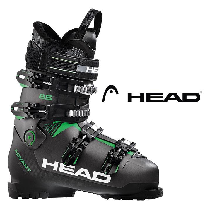 クーポン利用で10%OFF 8/9まで HEAD ヘッド 18-19 2019 ADVANT EDGE 85 アドバントエッジ85 〔2019 スキーブーツ フリーライド コンフォートモデル〕 (25):advantedge85 [outlet boot]