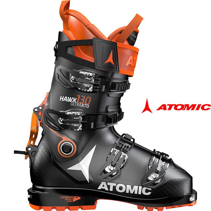 ATOMIC アトミック 18-19 スキーブーツHAWX ULTRA XTD 130 ホークス ウルトラXTD 130 2019 ウォークモード付 ツアー バックカントリー :ae5017500