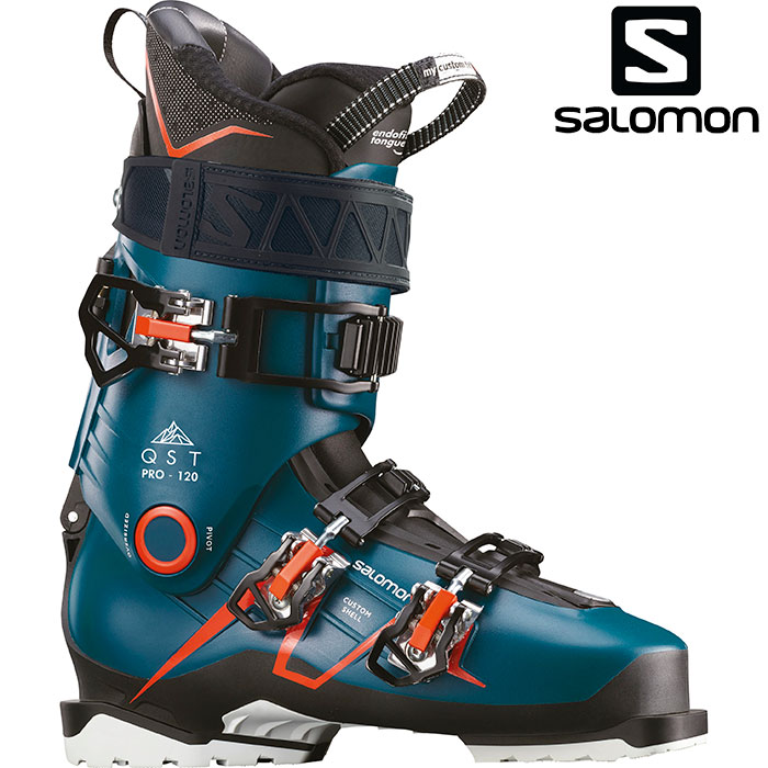 オールラウンドモデル SALOMON サロモン 18 19 スキーブーツ QST