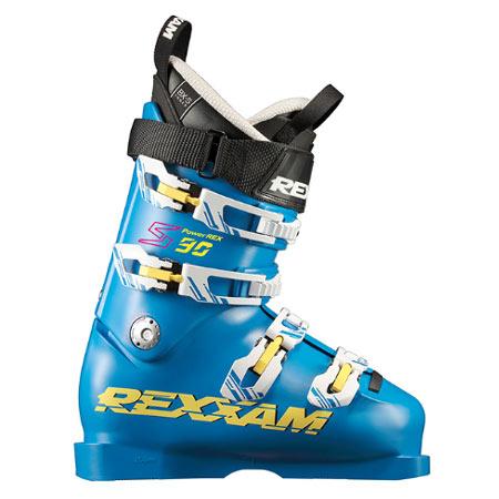 18-19 REXXAM レクザム スキーブーツ Power REX-S90 パワーレックスS90(BX-Sインナー)〔2019 中級者モデル 限定商品 レース 基礎スキー 〕 (BLUE):X2JD-725