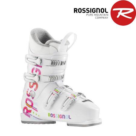 ロシニョール ROSSIGNOL スキーブーツ 16-17 2017 FUNGIRL J4 ファンガールJ4 ジュニア RBF5080-F [ジュニア特価市]