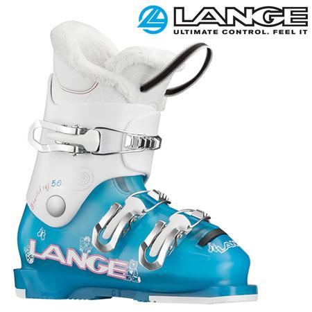 クーポン利用で10%OFF 8/9まで LANGE ラング 16-17 スキーブーツ skiboot 2017 STARLET50 スターレット50 ジュニア スキーブーツ LBD5300-F [ジュニア特価市]