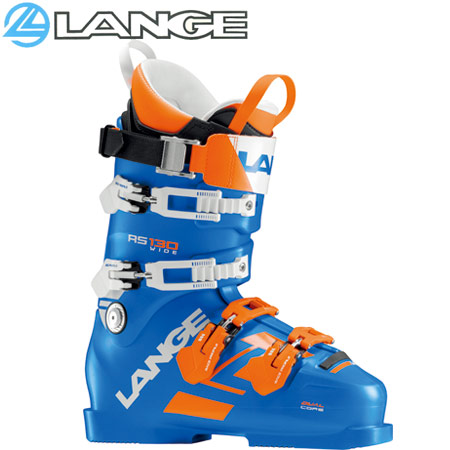 18-19 LANGE ラング スキーブーツ skiboot 2019 RS 130 WIDE デモ 基礎 レーシング:LBG1050-H [outlet boot] 「0604BOOT」