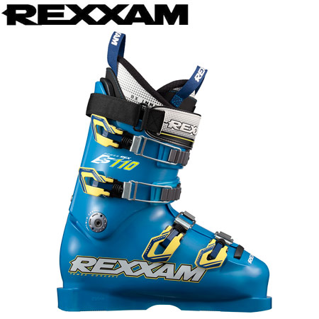 クーポン利用で10%OFF 8/9まで REXXAM レクザム 17-18 スキーブーツ skiboot 2018 PowerREX S110 パワーレックスS110 基礎 レーシング: