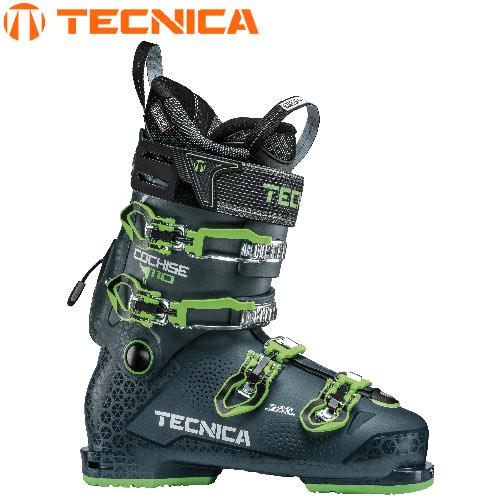 クーポン利用で10%OFF 8/9まで TECNICA テクニカ スキーブーツ 18-19 2019 COCHISE 110 コーチス110 ツアーブーツ ウォークモード 歩行 バックカントリー (-): [outlet boot]