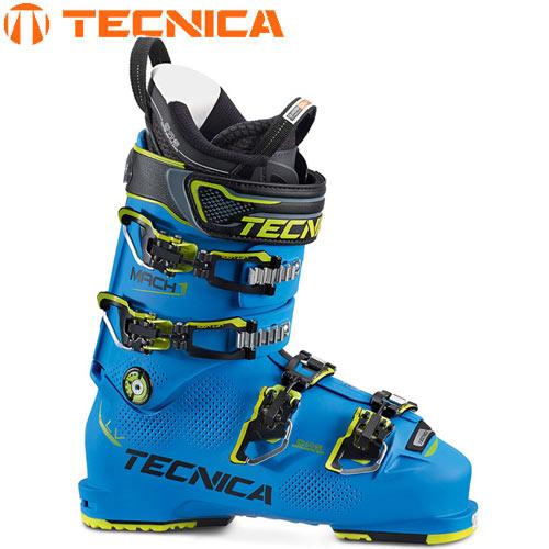 [送料無料] TECNICA テクニカ スキーブーツ 17-18 2018 MACH1 120 LV マッハワン 120 LV 基礎 レーシング (-):