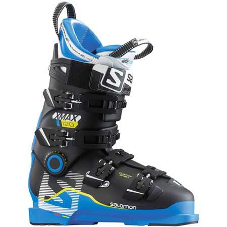 16-17 サロモン Salomon X MAX 120 スキーブーツ レーシング (BLBK):L37812700 [30_off] [SP_SKI_BOOTS]