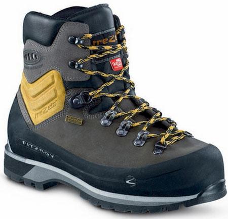 [11/16まで 10%OFFクーポンあり] [送料無料] トレゼータ trezeta FITZ ROY カラー:Drakkar ビブラムソール使用 トレッキング・登山靴 [20_off] [SP_OD_SHOES]