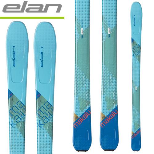 16-17 エラン ELAN 2017 スキー MAKALU マカルー (板のみ)バックカントリー ツアー [30_off]
