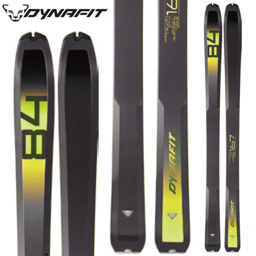 10%OFFクーポン発行中!11/22まで ディナフィット DYNAFIT 18-19 スキー ski 2019 SPEEDFIT 84 (板のみ) バックカントリー ツーリング [2019pt0]