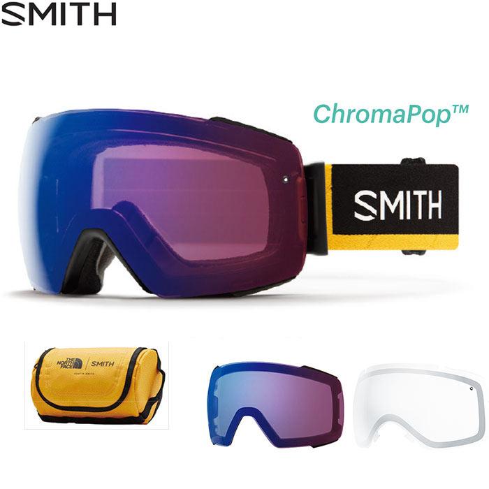 クーポン利用で10%OFF 8/9まで SMITH スミス 18-19 I/O MAG AC | Austin Smith x The North Face ゴーグル 調光 (AUSTINxTHENORTHFACE):1025031