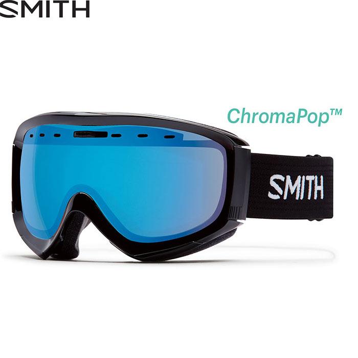 SMITH スミス 18-19 Prophecy OTG Black STORM ROSE ゴーグル (BLACK):1025011