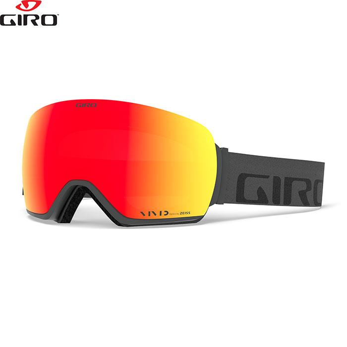 Giro ジロー ゴーグル ARTICLE AF アーティクル 2018/2019 お買い得 スキー スノーボード (GreyWordmark):709499