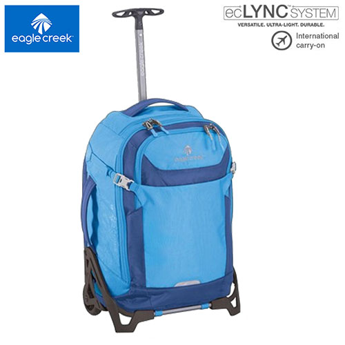 EagleCreek イ-グルクリーク 15 ECリンクシステム 20 〔Bag Wheel ローラー バック 特価〕 (ブリリアントブルー):11862102004000[pt0] [特価 pack]