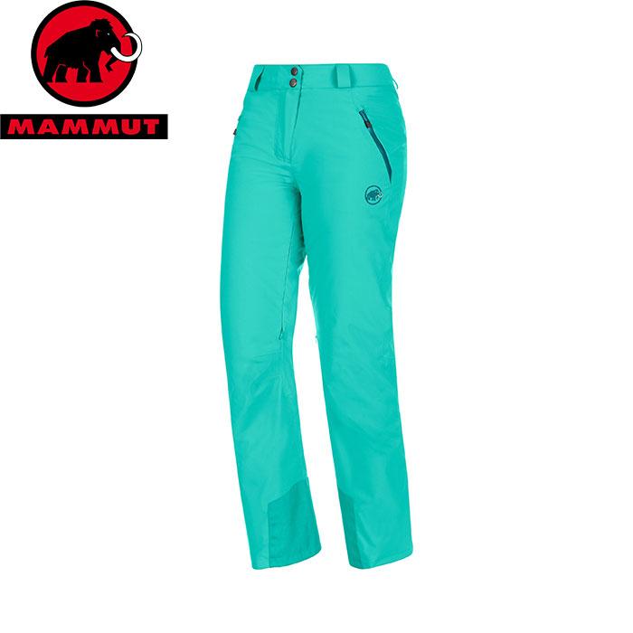 クーポン利用で10%OFF 8/9まで MAMMUT マムート Nara HS Pants Women 防水 透湿 スキー パンツ 2018FW 18-19 (atoll):1020-10581