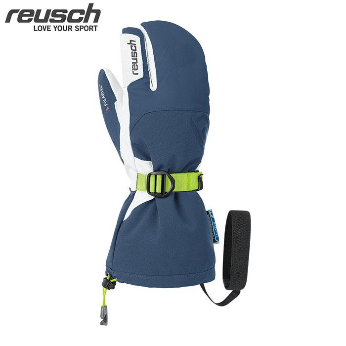 reusch ロイシュ 18-19 REUSCH LECH R-TEX XT LOBSTER スキーグローブ (ブリリアントブルー-ドレスブルー):4702