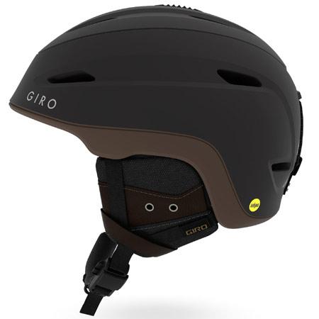[送料無料] GIRO ジロ 2019モデル ZONE MIPS ゾーンミップス MATTE-BLACK/DARK-BROWN-MO-ROCKIN ヘルメット 展示品 アウトレット pt0 (-):