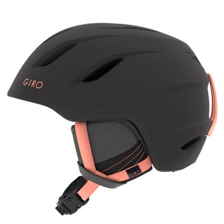 GIRO ジロ 2019モデル ERA AF エラ アジアンフィット MATTE-BLACK/PEACH レディース ヘルメット 展示品 アウトレット pt0 (-):