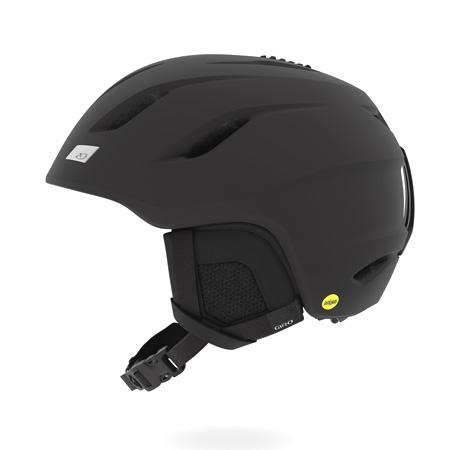 GIRO ジロ 2019モデル NINE AF MIPS ナインミップス アジアンフィット Matte Black ヘルメット スキー スノーボード (-): 「0604hel」