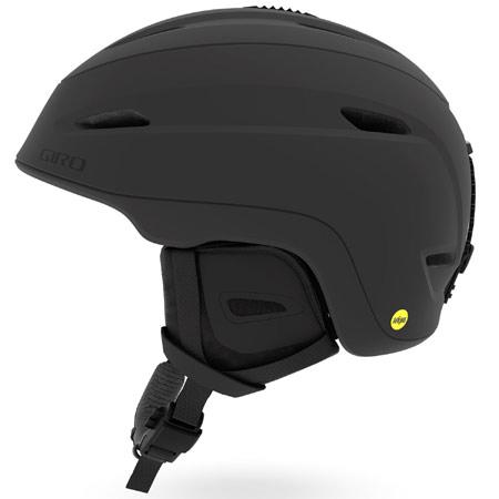 GIRO ジロ 2019モデル ZONE MIPS ゾーンミップス MATTE-BLACK ヘルメット スキー スノーボード (-): 「0604hel」