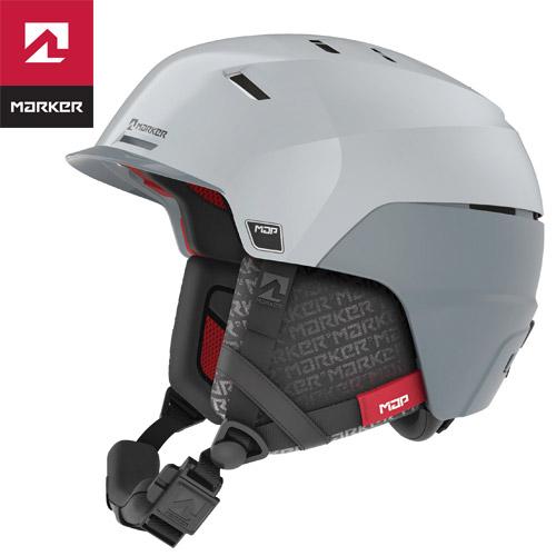 MARKER マーカー 18-19 ヘルメット PHOENIX MAP フェニックス マップ (ホワイトグレー) スキー スノーボード 2019 (-):169400 「0604hel」